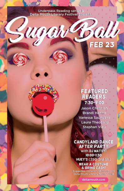Sugar Ball Fundraiser flier