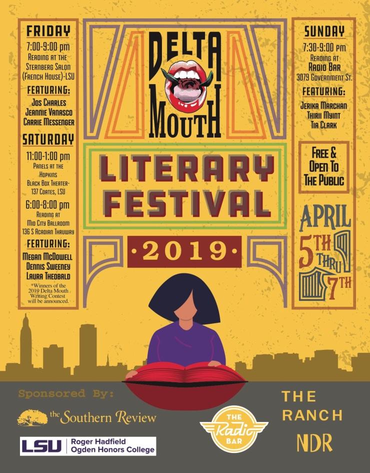 Delta Mouth Lit Fest 2019