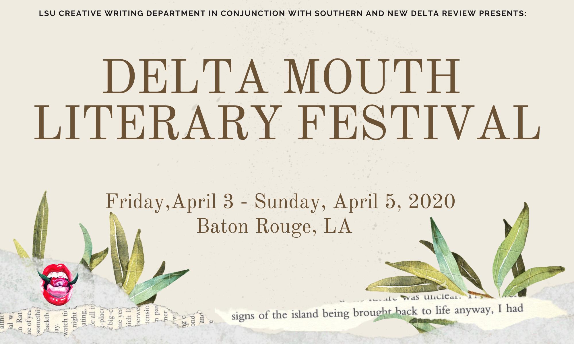 Delta Mouth Literary Festival