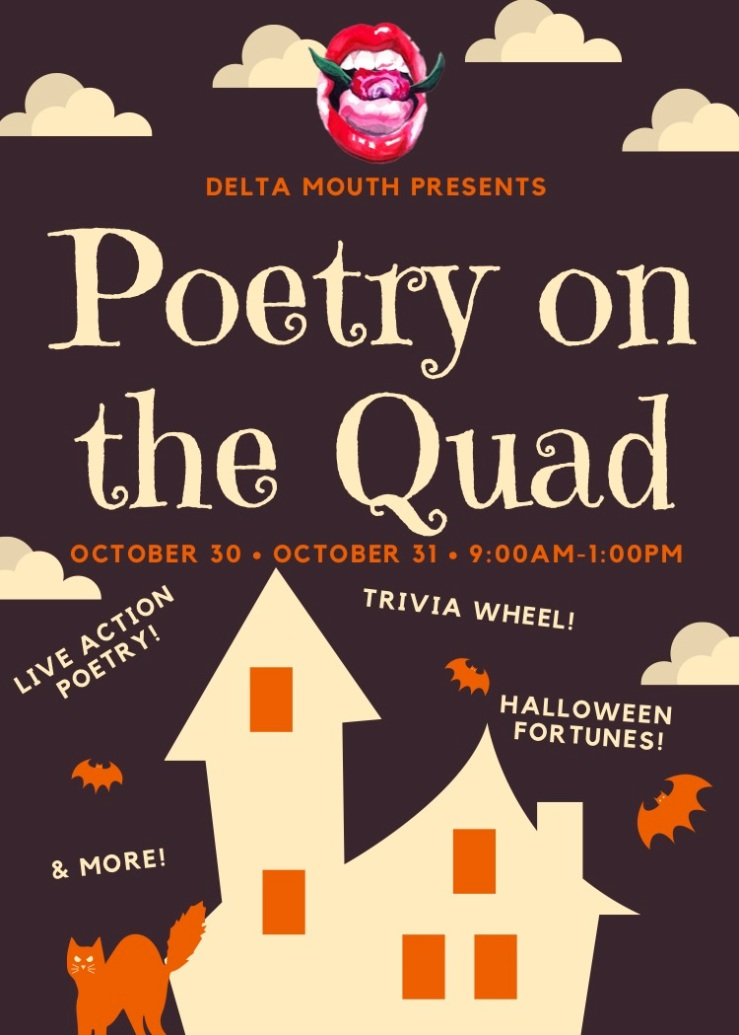 Poetry on the Quad Flyer